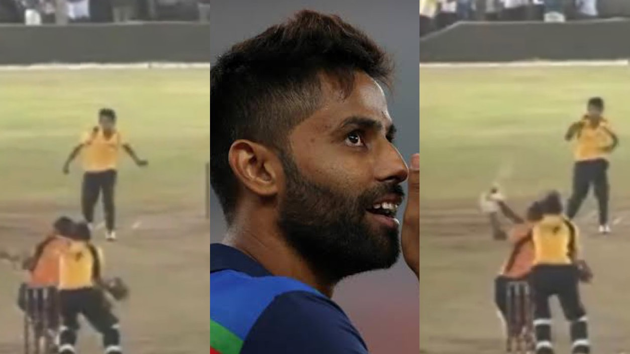 WATCH- Hardik Pandya posts throwback video of him smashing sixes; Suryakumar Yadav calls it absolute fire