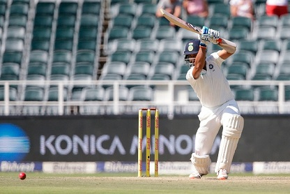 Cheteshwar Pujara   GIANLUIGI GUERCIA-AFP-Getty Images