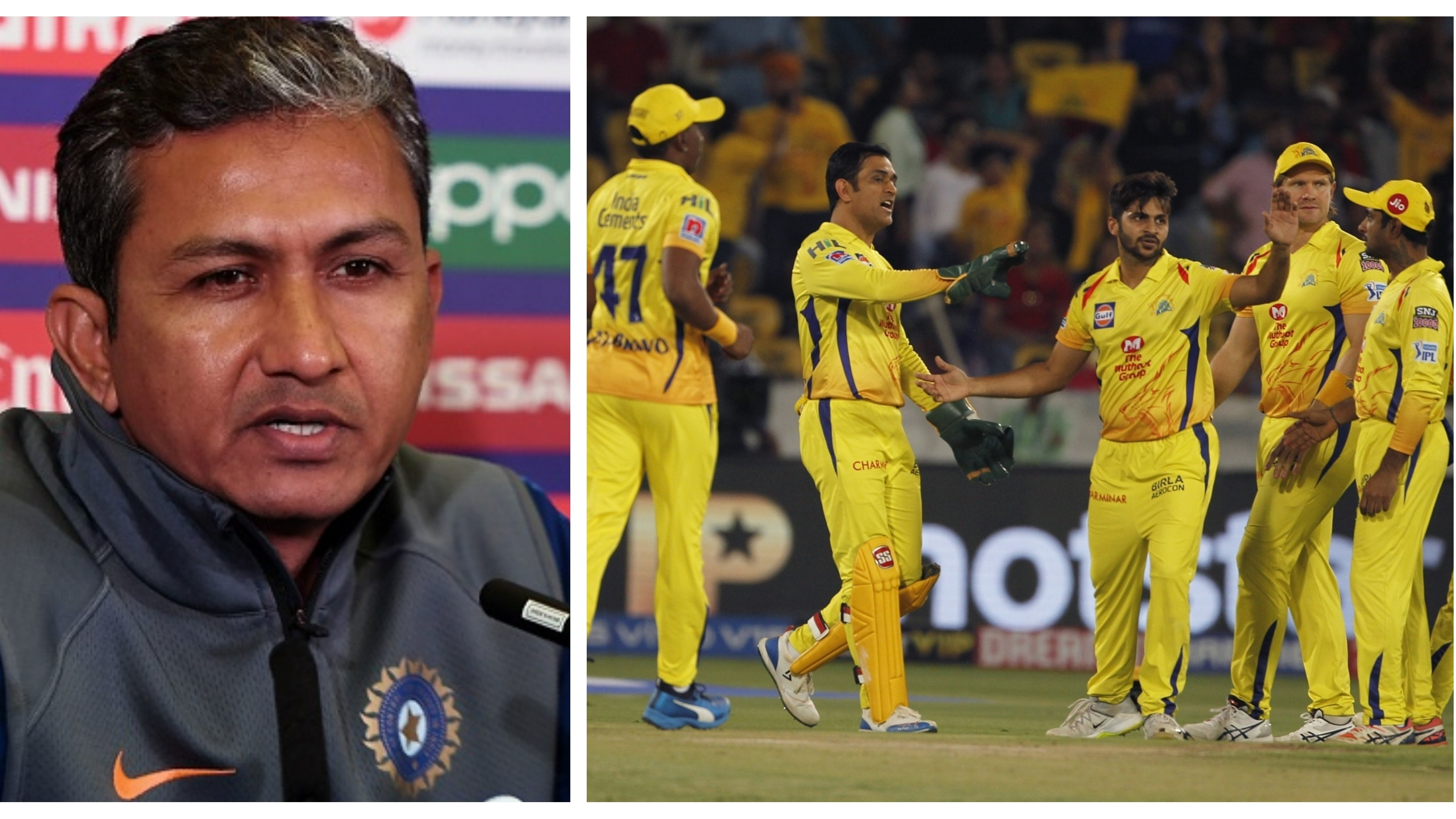 IPL 2020: Sanjay Bangar eager to see how MS Dhoni manages fielding positions of senior CSK players
