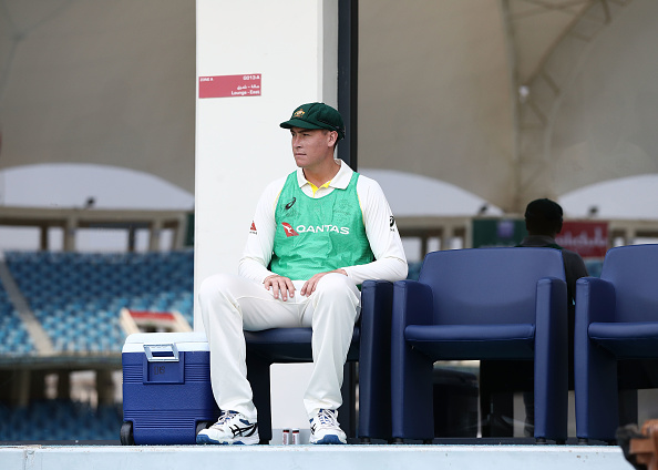Renshaw, a good player of spin, surprisingly missed out during Australia's 2-match series against Pakistan | Getty