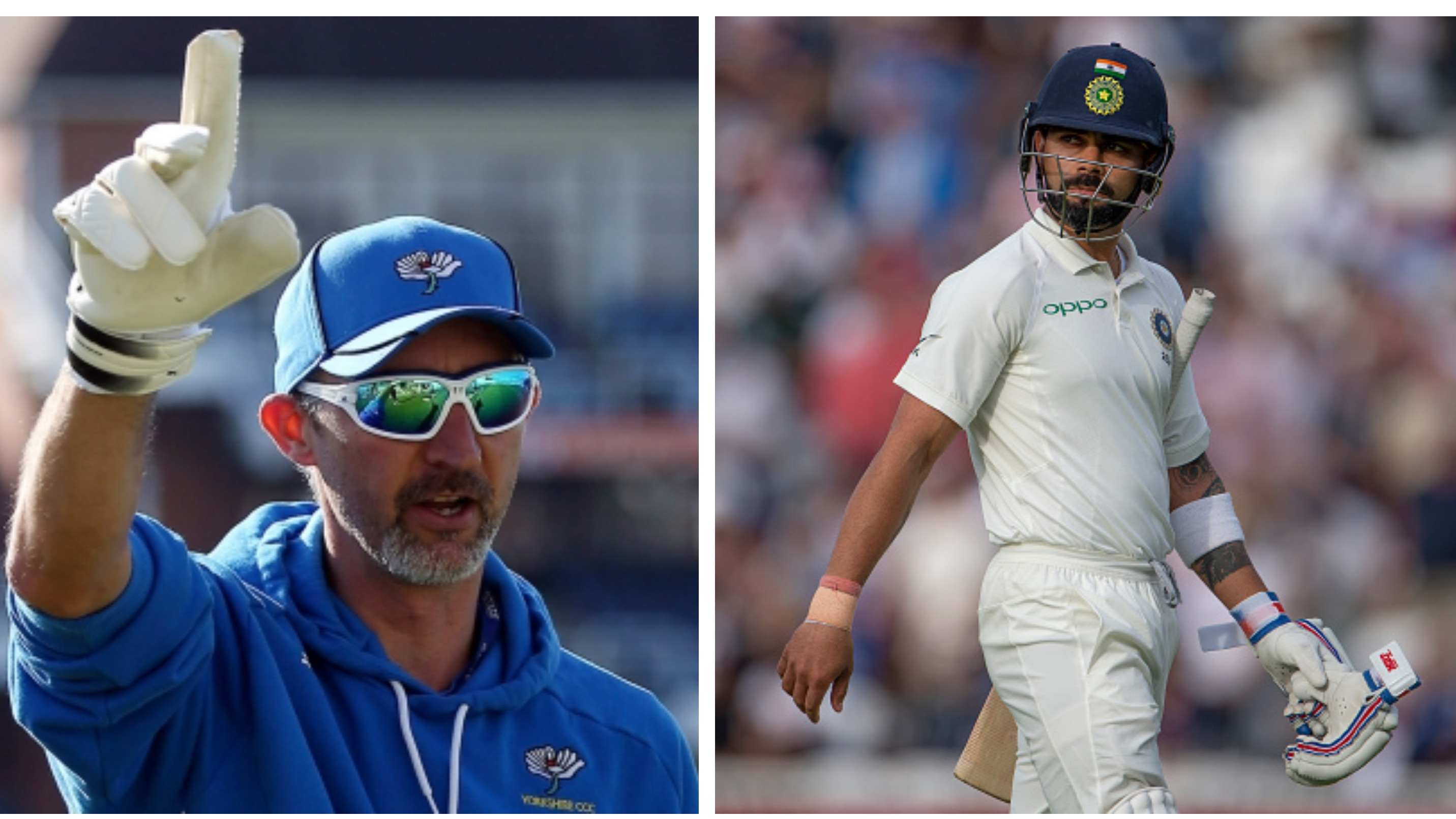 AUS v IND 2018-19: Virat must be made to work hard for his runs, urges Jason Gillespie