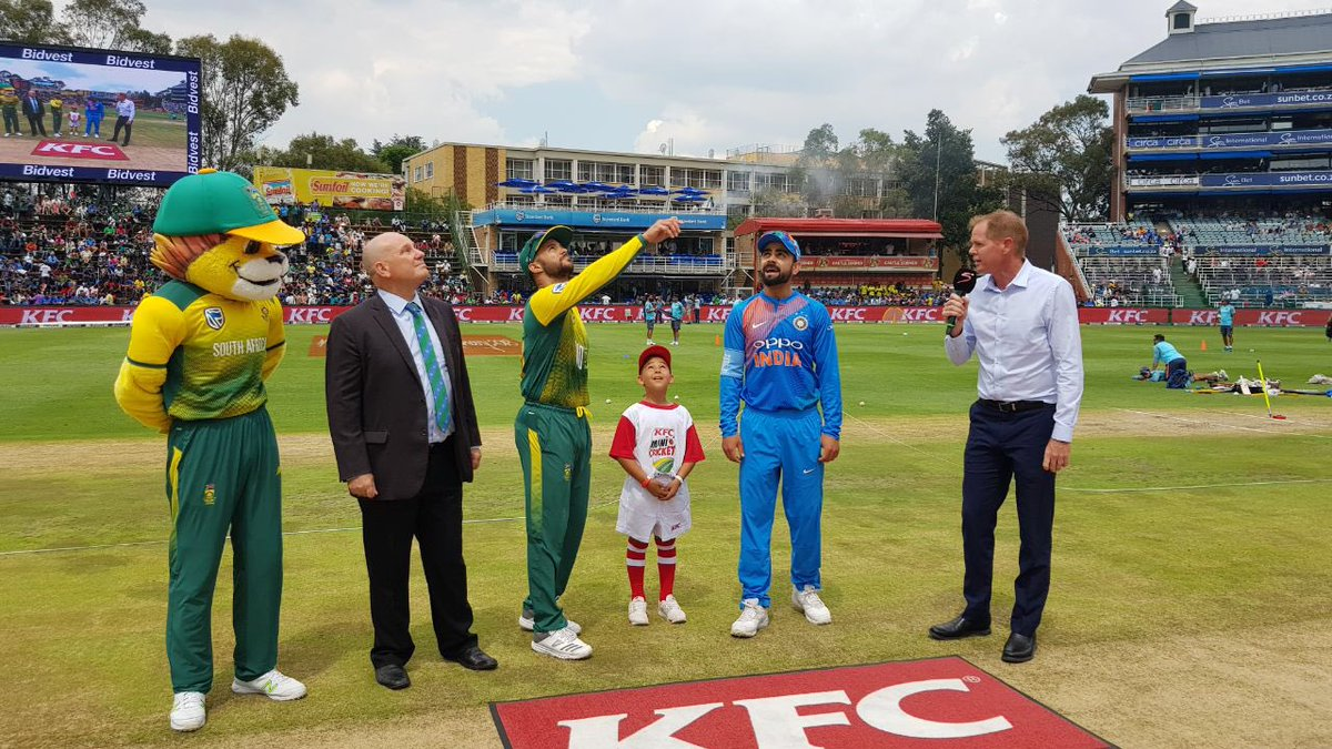 SA vs IND 2018: All details regarding the second T20I coverage
