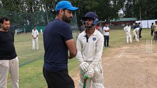 Ranji Trophy 2018-19 : जम्मू-कश्मीर की घरेलु स्टेडियम में त्रिपुरा पर मिली जीत मेंटर इरफ़ान पठान के लिए हैं ख़ास