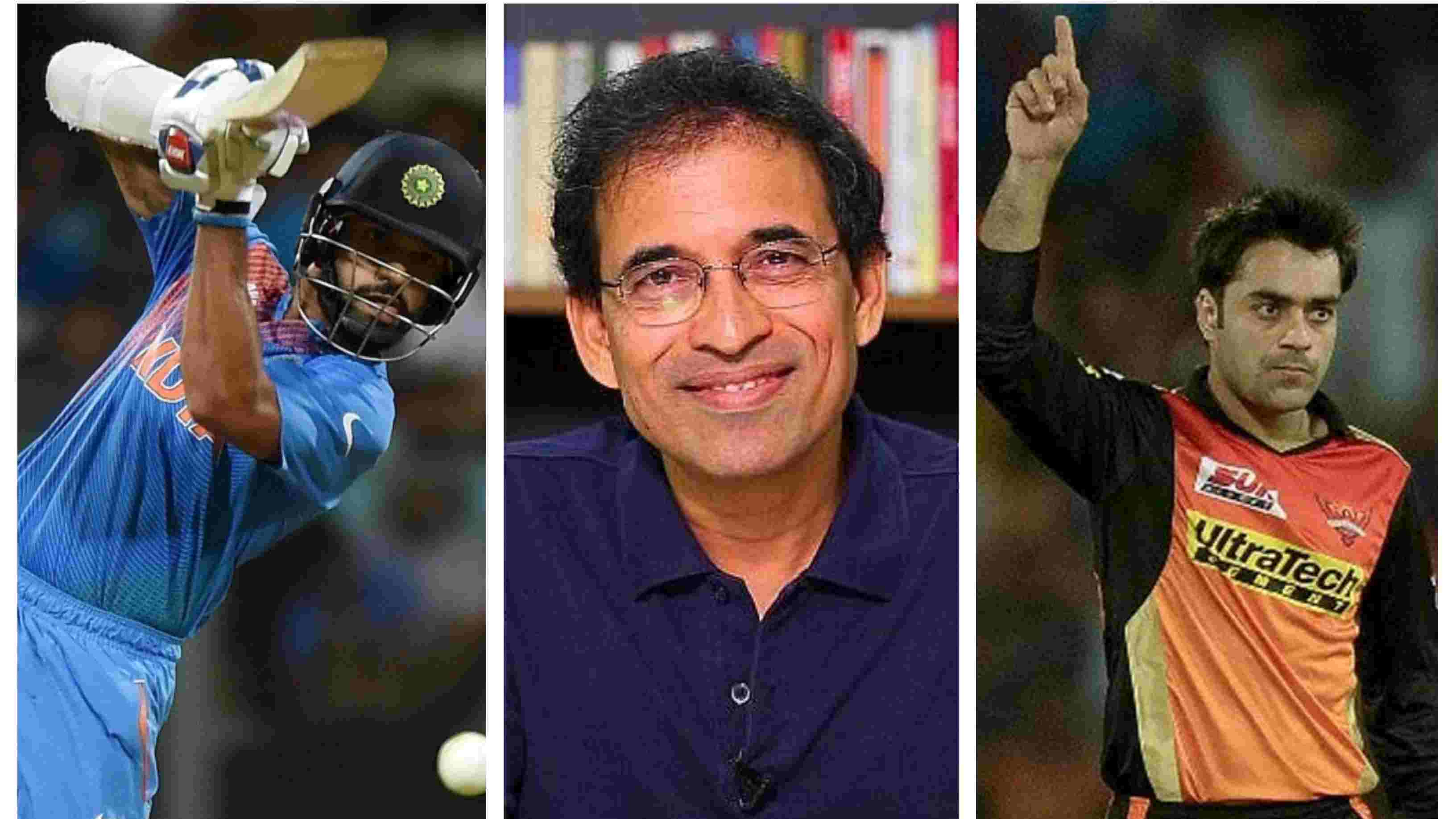 WATCH: Harsha Bhogle picks his T20 XI of 2018
