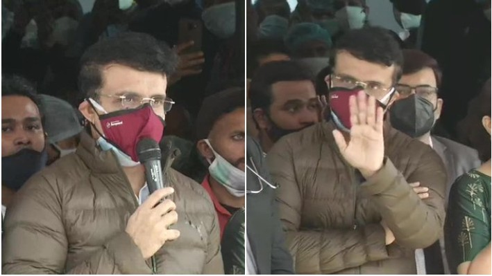WATCH - Sourav Ganguly released from hospital after heart treatment in Kolkata