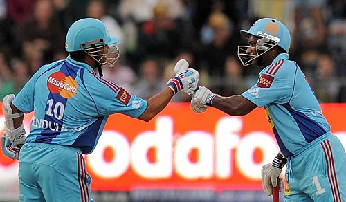 Sachin Tendulkar and Sanath Jayasuriya