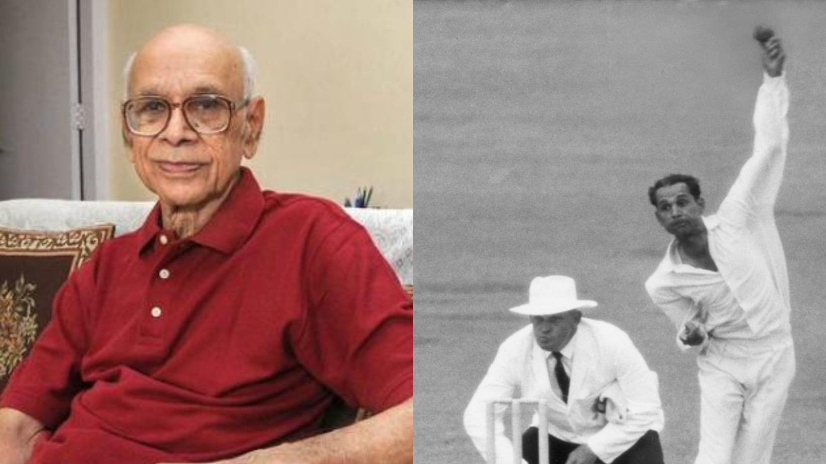 Bapu Nadkarni, former India all-rounder passes away at the age of 86