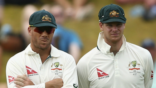SA v AUS 2018: Steve Smith and David Warner step down from leadership duties for rest of Cape Town Test