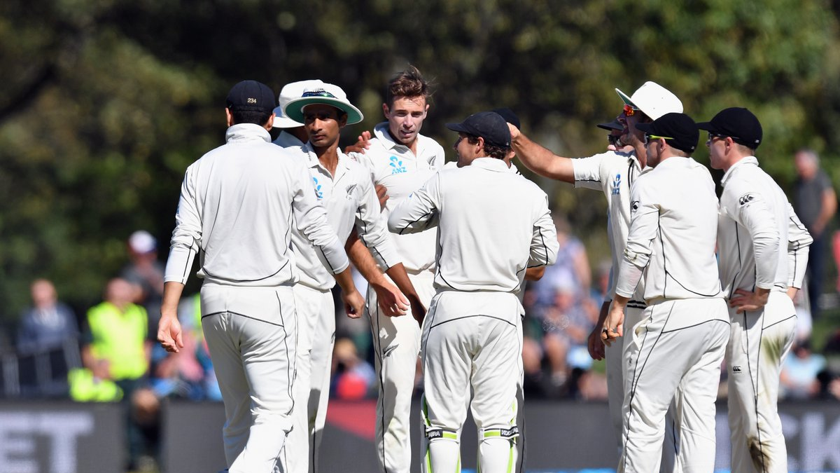 New Zealand vs England 2nd Test, Day 1 : Statistical Highlights