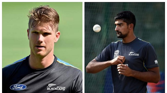 Jimmy Neesham embarasses Ish Sodhi with an X Rated comment on his Instagram pic