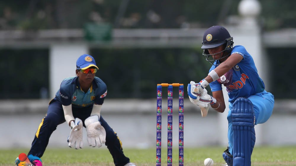 Womens Asia Cup: India Women continue their dominance; register a thumping victory over Sri Lanka