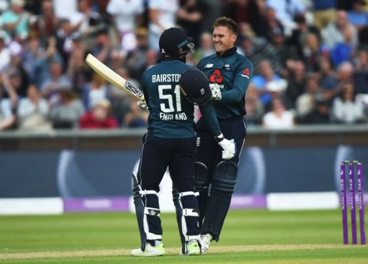England's Jonny Bairstow and Jason Roy are in sublime form with the willow at the moment | Getty Images