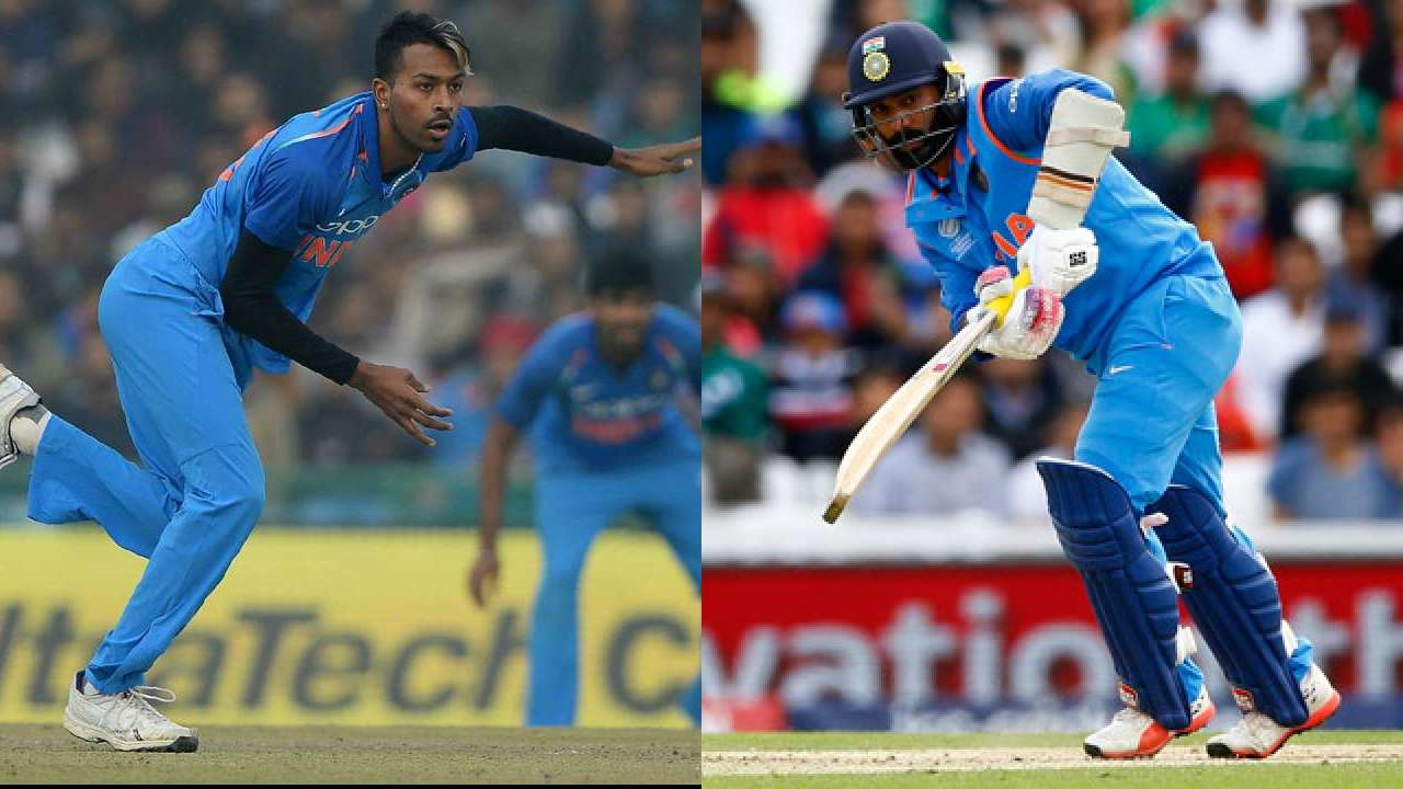 WATCH: Dinesh Karthik and Hardik Pandya almost give the replay of Afghanistan Test run out