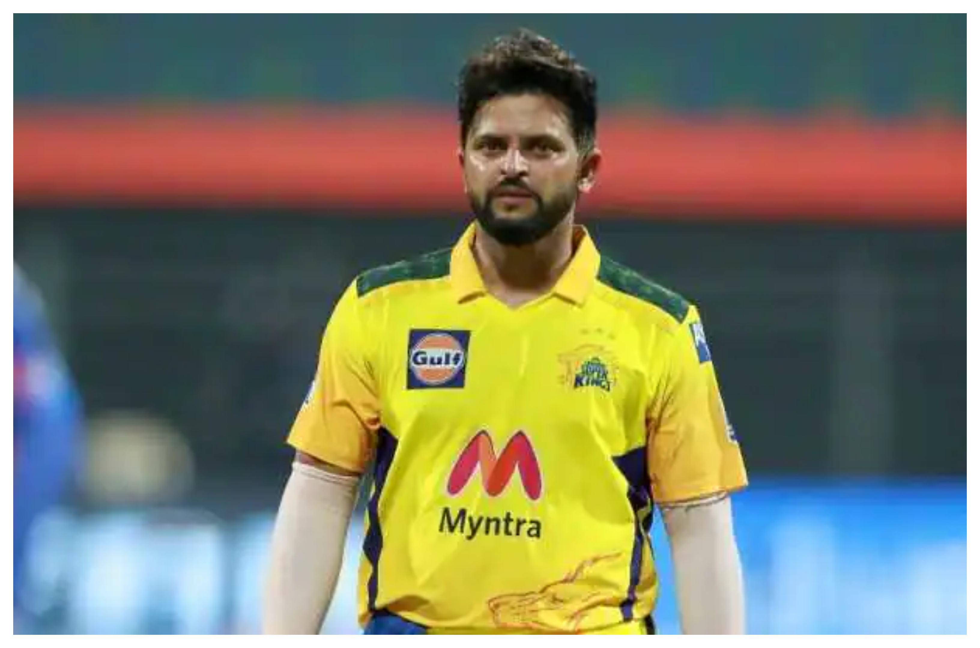Suresh Raina   BCCI/IPL