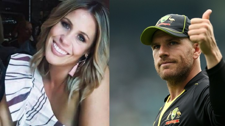 Aaron Finch gets hilarious question from his wife in a Q&A session on Twitter