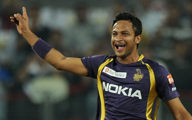 Shakib-Al-Hasan was a part of KKR squad that won the IPL in 2012 and 2014 | Getty
