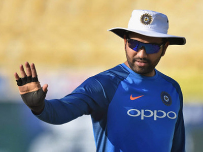 SA v IND 2018: Rohit Sharma gets roasted on Twitter for his golden duck