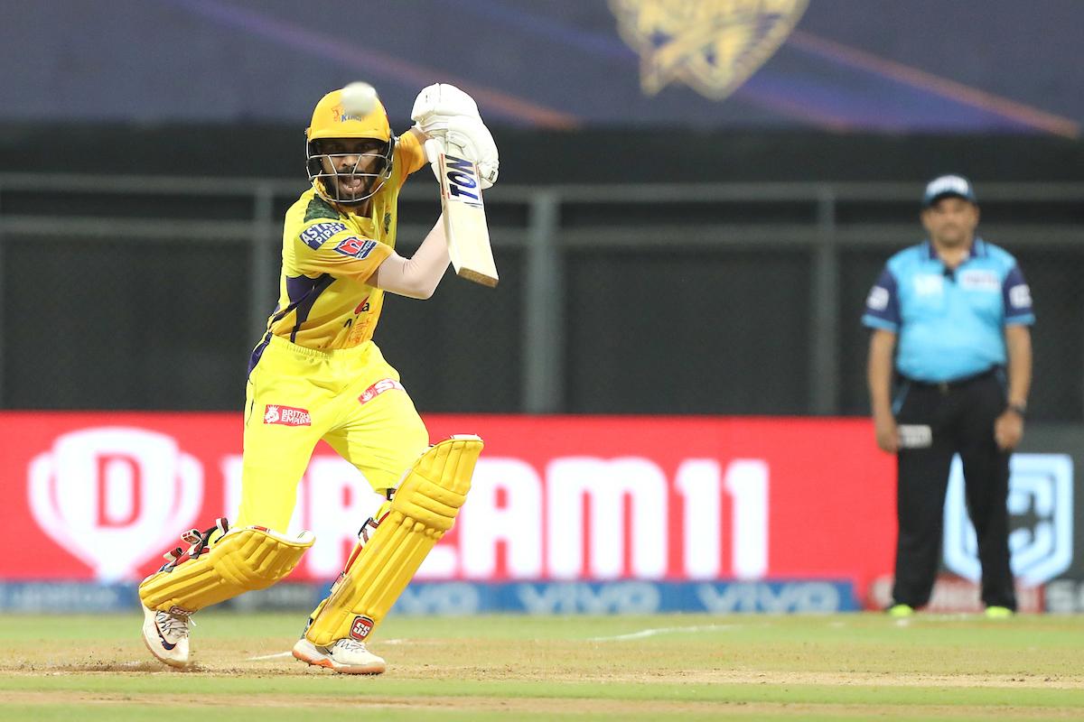 Ruturaj Gaikwad   BCCI/IPL