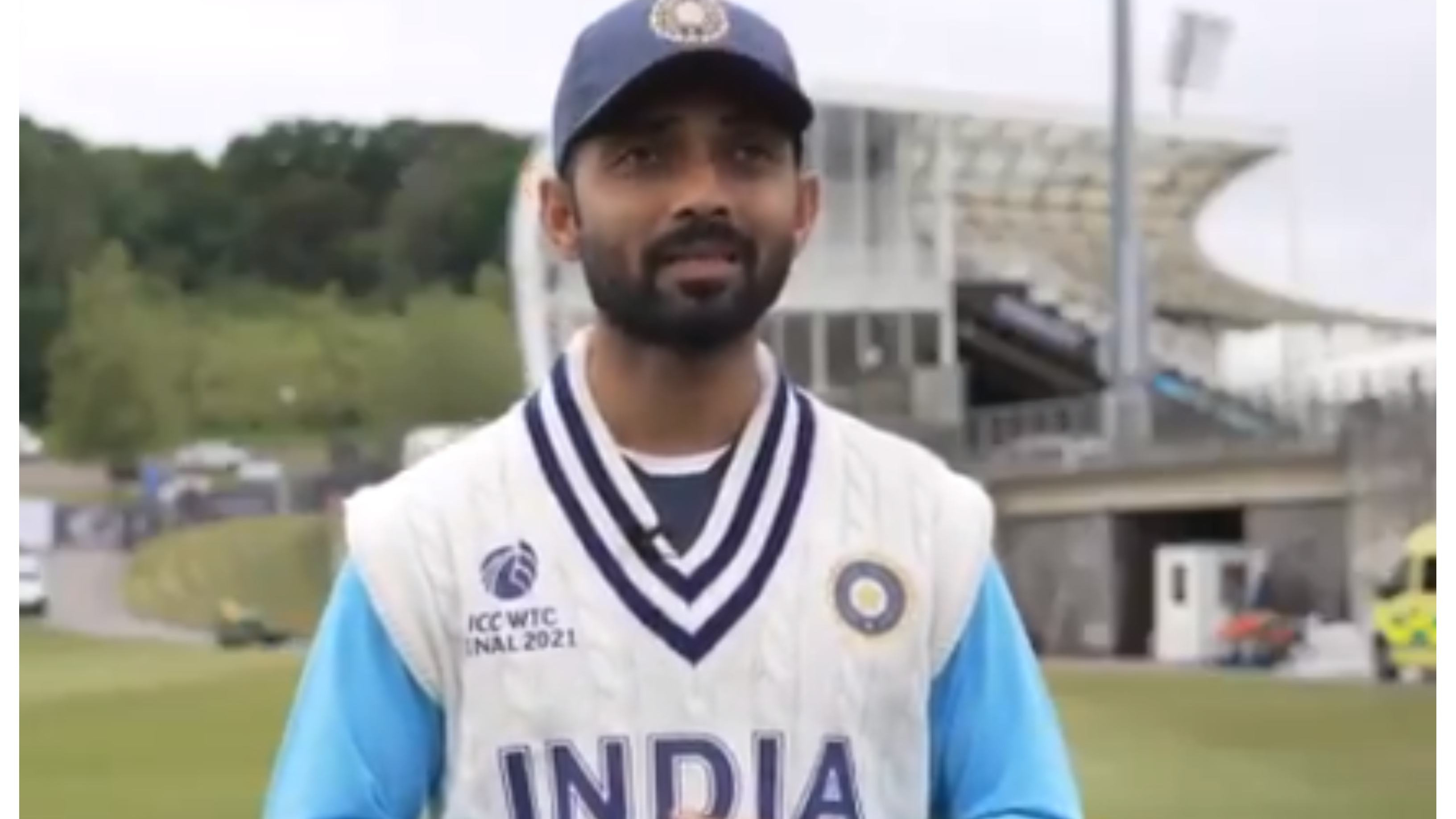 WATCH: Ajinkya Rahane says Team India will take WTC final as just another game