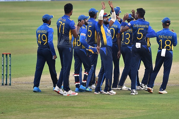 Sri Lanka saved the pride by winning final ODI   Getty Images