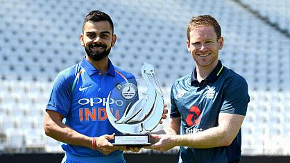 ENG vs IND 2018 : 1st ODI - Statistical Preview