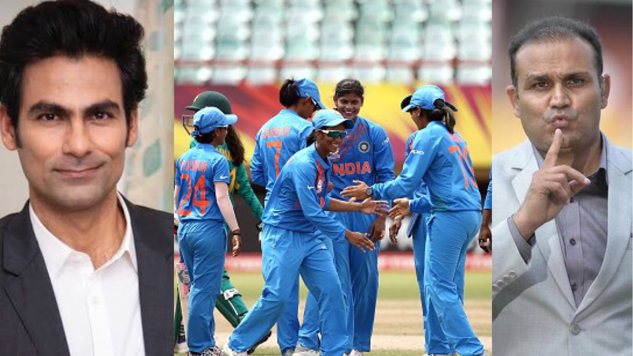 Women's World T20: Twitter elated as Mithali Raj's 56 helps India register 7 wickets win over Pakistan