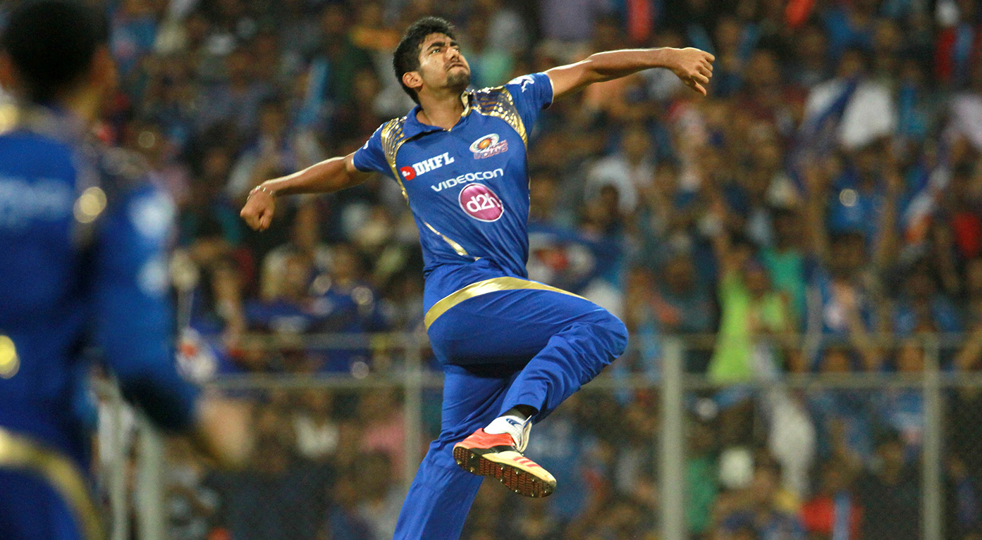 Jasprit Bumrah | Source Getty