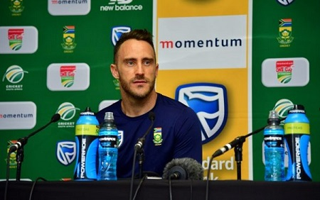 SA vs IND 2018: Faf du Plessis admits IPL auction will have an effect on the Johannesburg Test