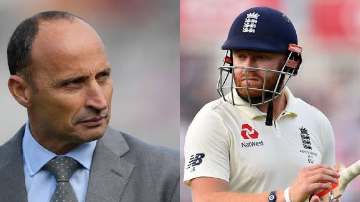 IND v ENG 2021: Nasser Hussain unhappy with England resting Jonny Bairstow for two Tests vs India
