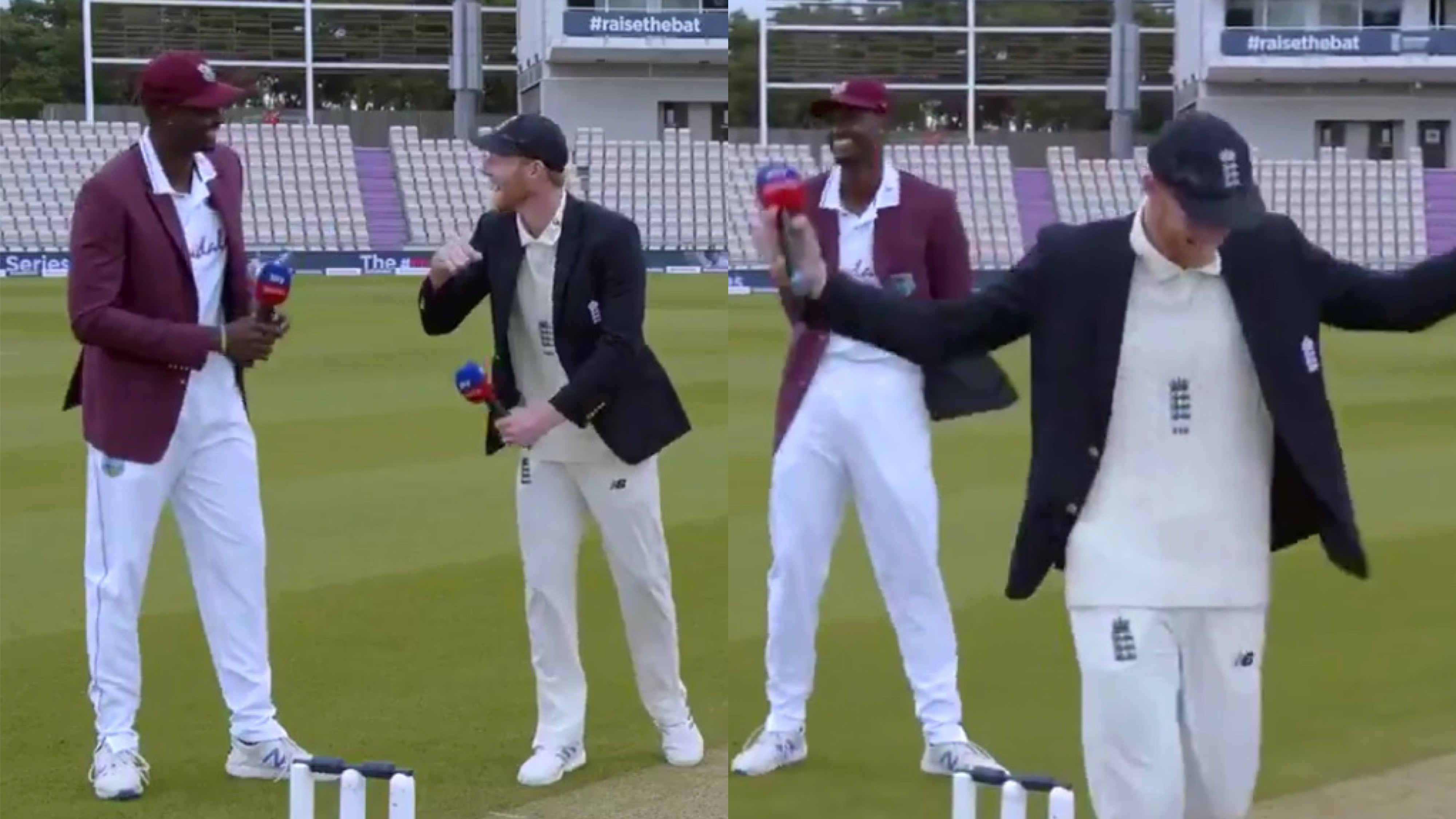 ENG v WI 2020: WATCH -