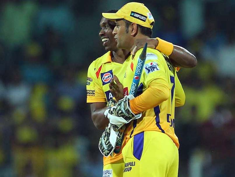 Dwayne Bravo plays under MS Dhoni in IPL for CSK | IANS