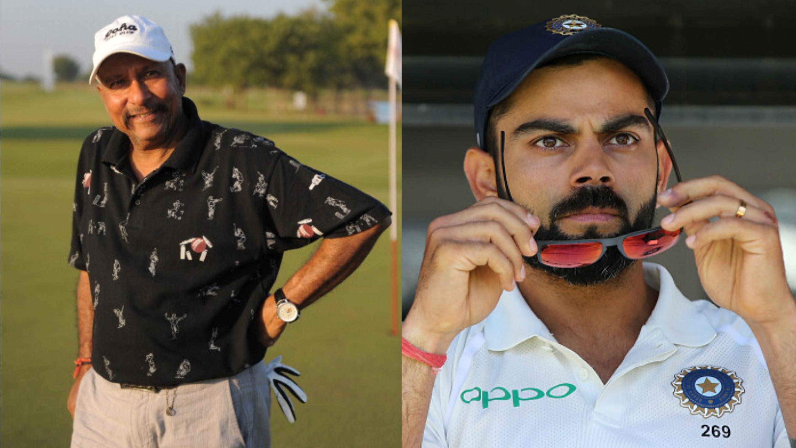AUS v IND 2018-19 : सैयद किरमानी ने विराट कोहली का बचाव करते हुए कहा कि क्रिकेट में स्लेजिंग कोई नई चीज नहीं है