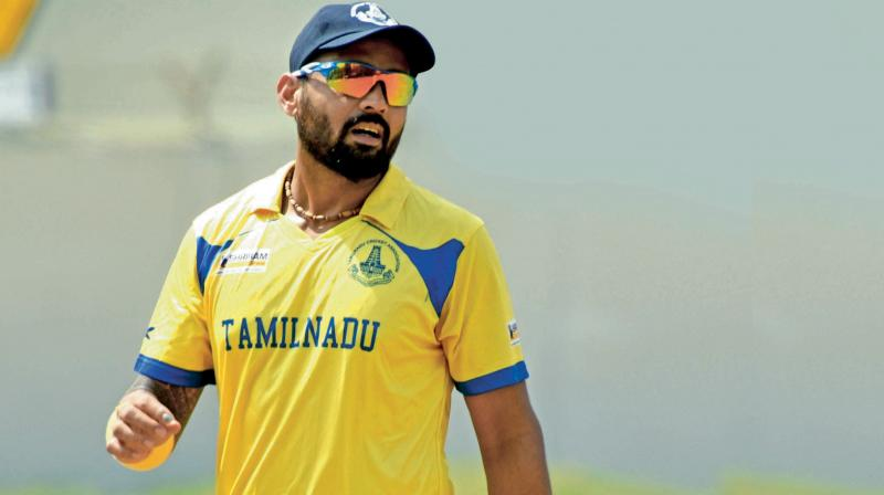 Murali Vijay opens up after being dropped by Tamil Nadu