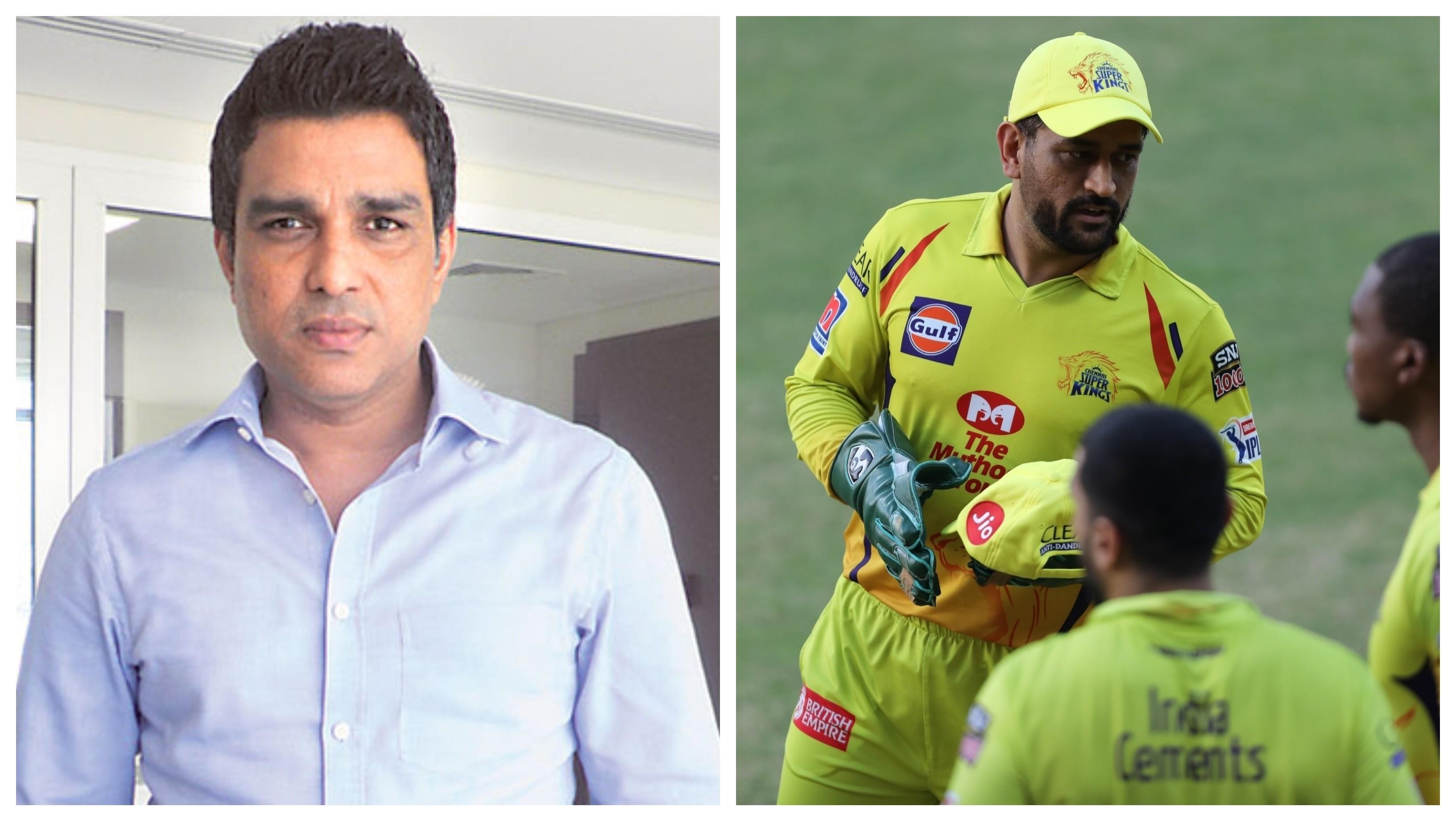 IPL 2020: Manjrekar puts onus on Dhoni to revive CSK's fortunes