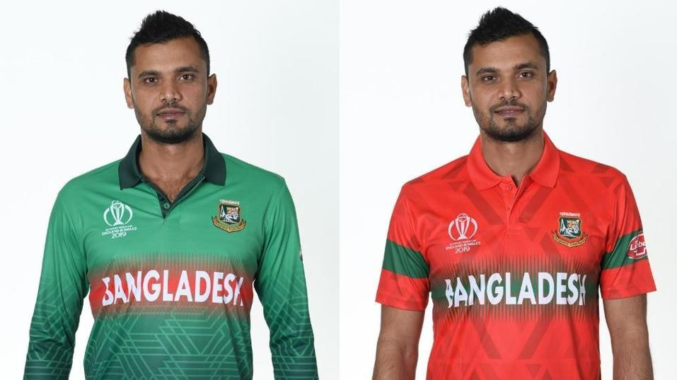 CWC 2019: Bangladesh unveils their home and away jerseys; India possibly next