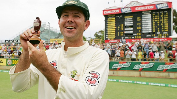 Ricky Ponting shares his ever-lasting memory from Ashes cricket