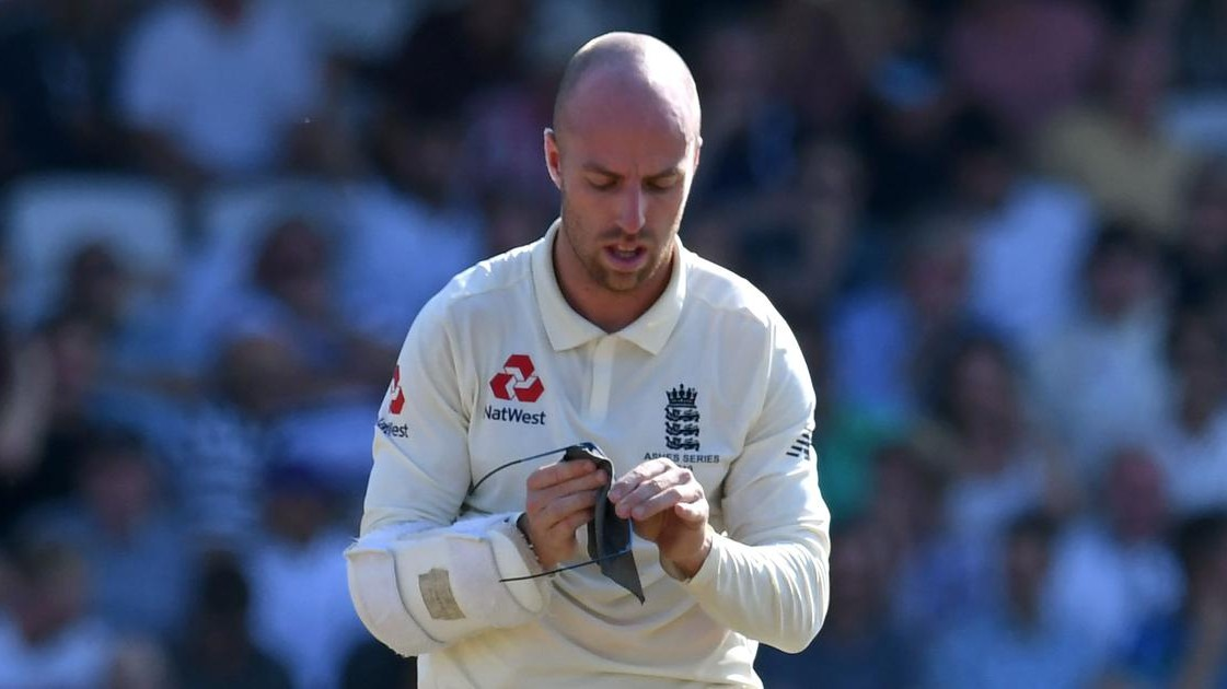 Jack Leach reveals he had symptoms similar to COVID-19 during South Africa tour