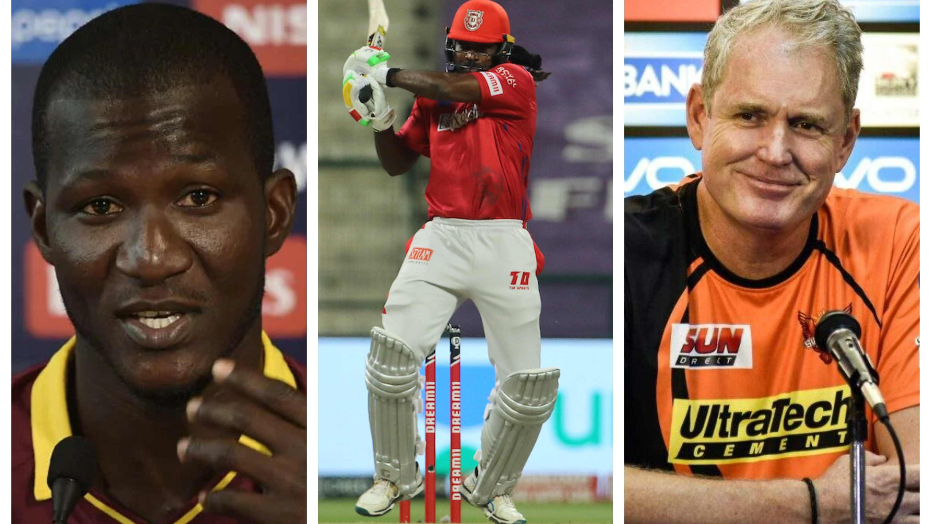 IPL 2020: Cricket fraternity reacts as Chris Gayle completes 1000 T20 sixes during his whirlwind 99 versus RR