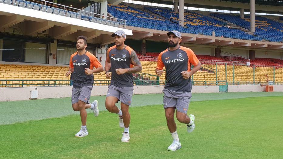 IND v AFG 2018: Indian cricket team unveils new training kit ahead of Afghanistan Test