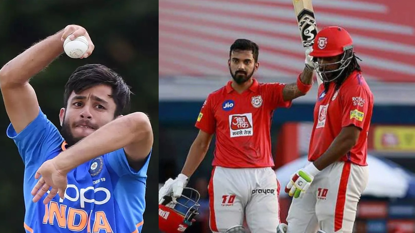 IPL: Ravi Bishnoi excited to bowl to the likes of Rahul, Gayle and Maxwell at KXIP nets