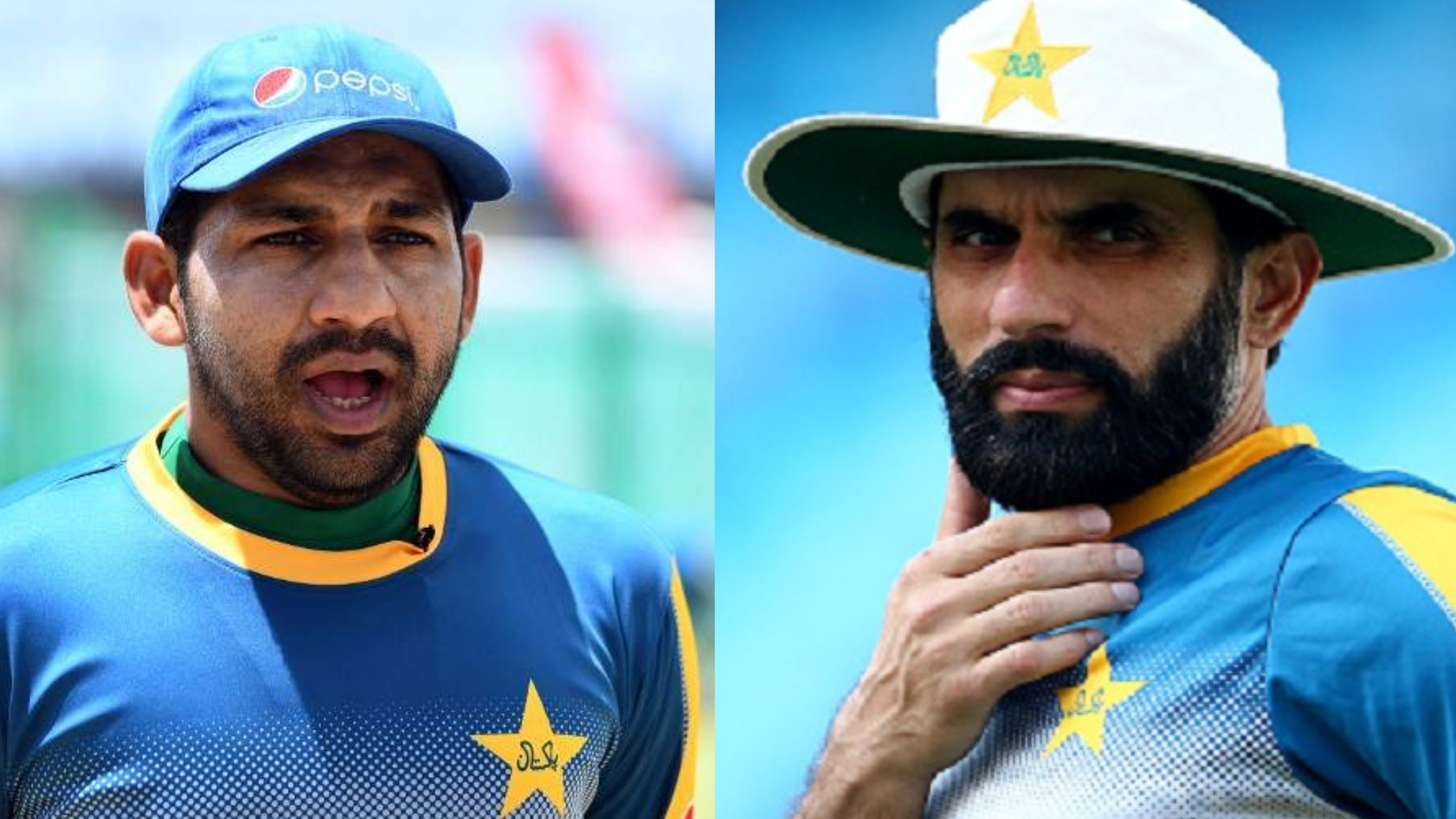 Misbah-ul-Haq backs Sarfraz Ahmed to lead Pakistan in the World Cup 2019
