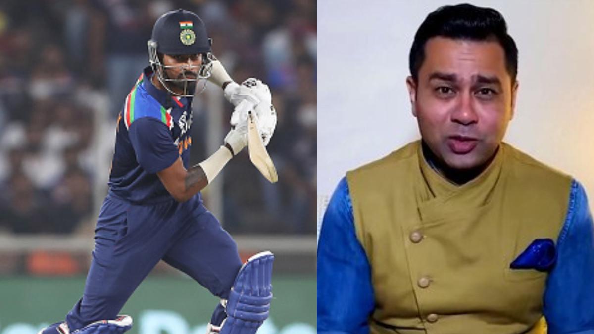 "IND v ENG 2021: ""Hardik Pandya seems like a proper batsman to me now,"