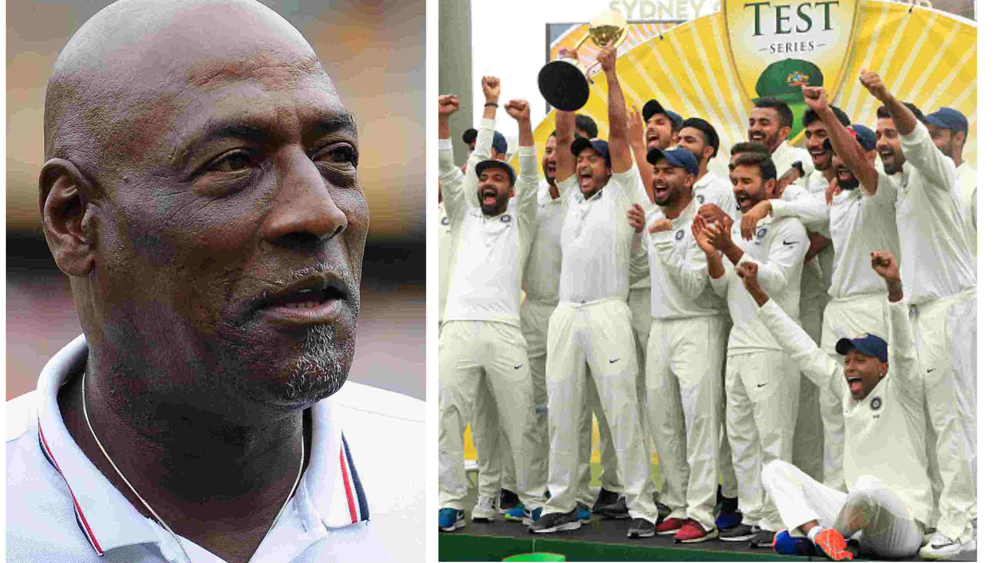 AUS v IND 2018-19: WATCH – Sir Vivian Richards congratulates Team India on a historic Test series victory in Australia