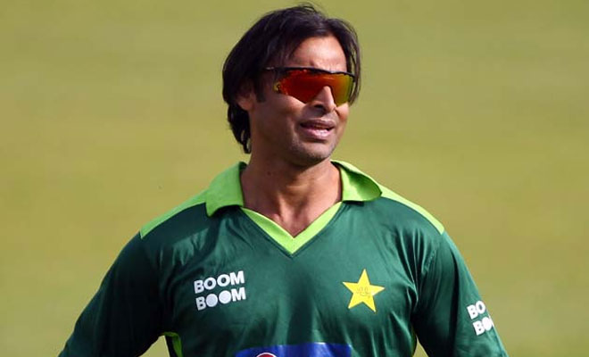 Shoaib Akhtar disappointed with no cricketing ties between India and Pakistan
