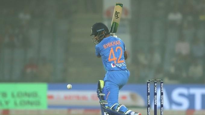 IND v BAN 2019: Fans take a dig at Shikhar Dhawan's slow innings as India makes 148/6 in Delhi T20I