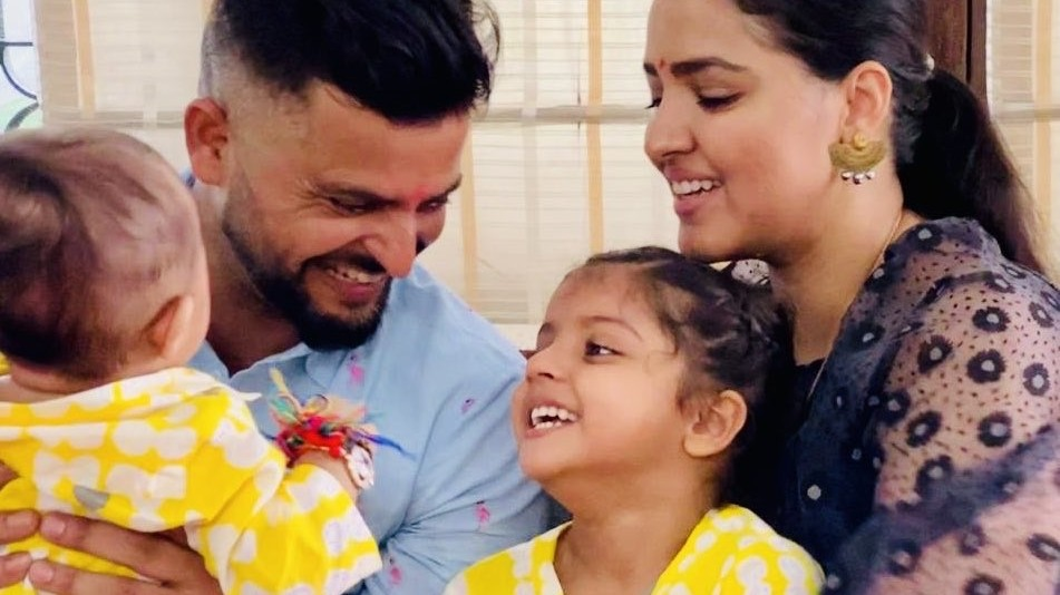 Suresh Raina talks about change in men's responsibilities after COVID-19 pandemic
