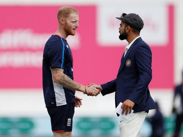 Ben Stokes has been compared with Virat Kohli   AFP