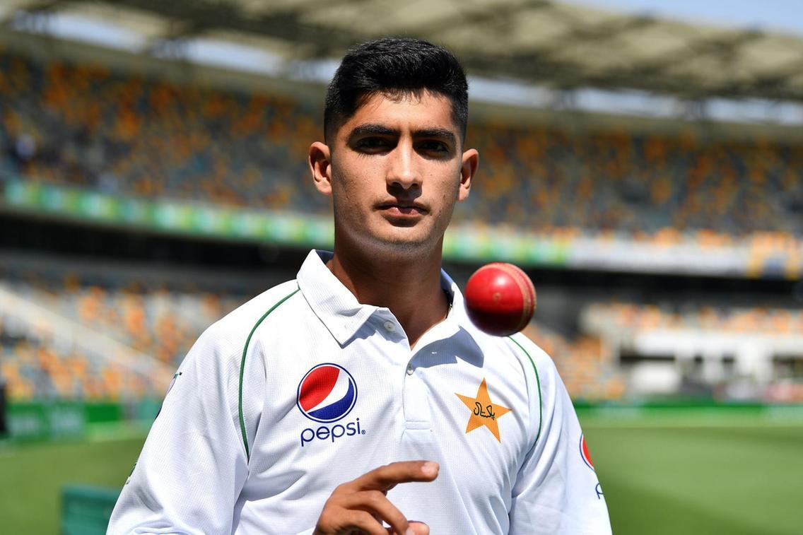 Naseem Shah | AFP