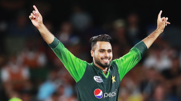 Faheem Ashraf make it to Pakistan Test squad