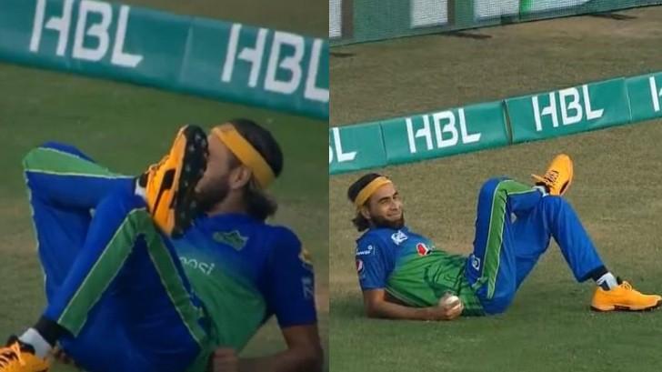 PSL 2020: Imran Tahir's newest wicket celebration pose near boundary turns him into a meme